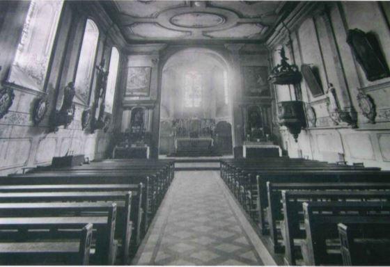 chapelle du collège