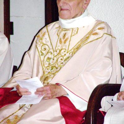 Jubilé sacerdotal du P.SCHWALLER