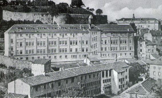 Nouveau Collège construit en 1935