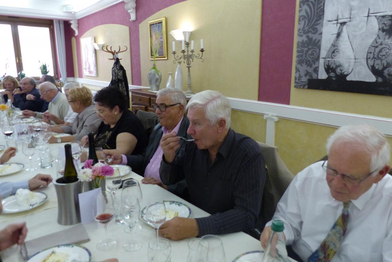 Retrouvailles 2015 des Anciens de Sainte-Marie