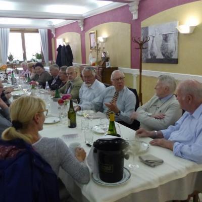 Retrouvailles 8 octobre 2016 à Montenach