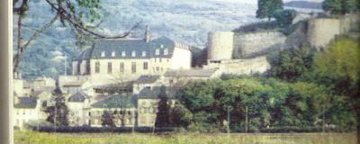 La chapelle et le cloître